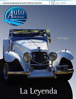 Autohistoria 13