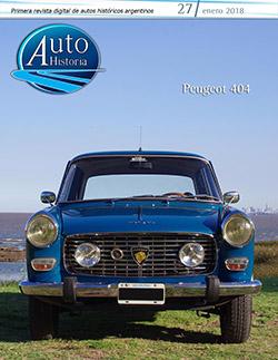 Autohistoria 27