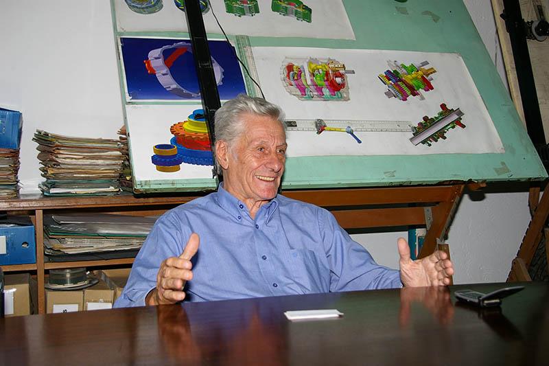 Entrevista a Heriberto Pronello
