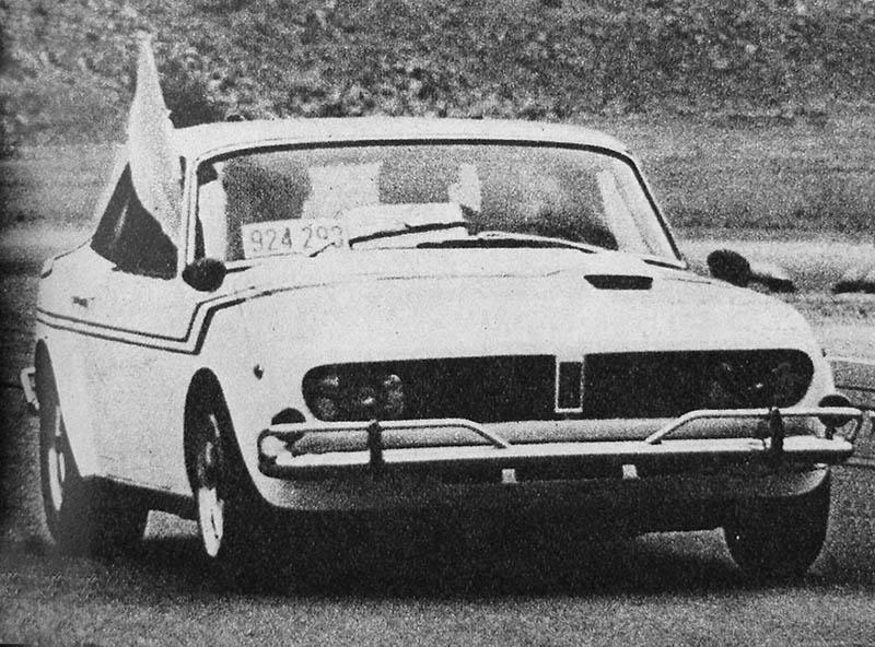 Polme GT Fiat 1500