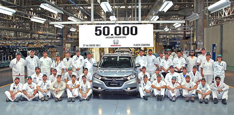 Historia de Honda en Argentina