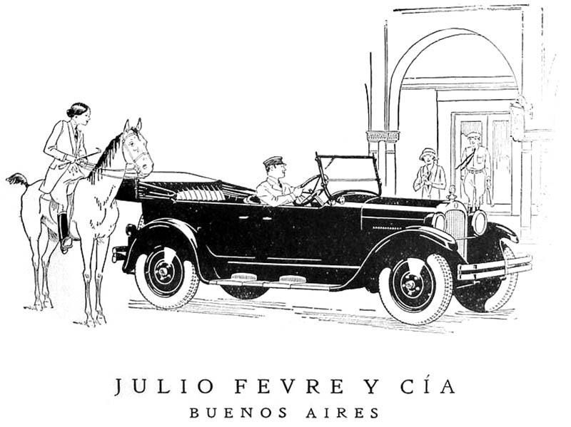 Julio Fevre y Dodge