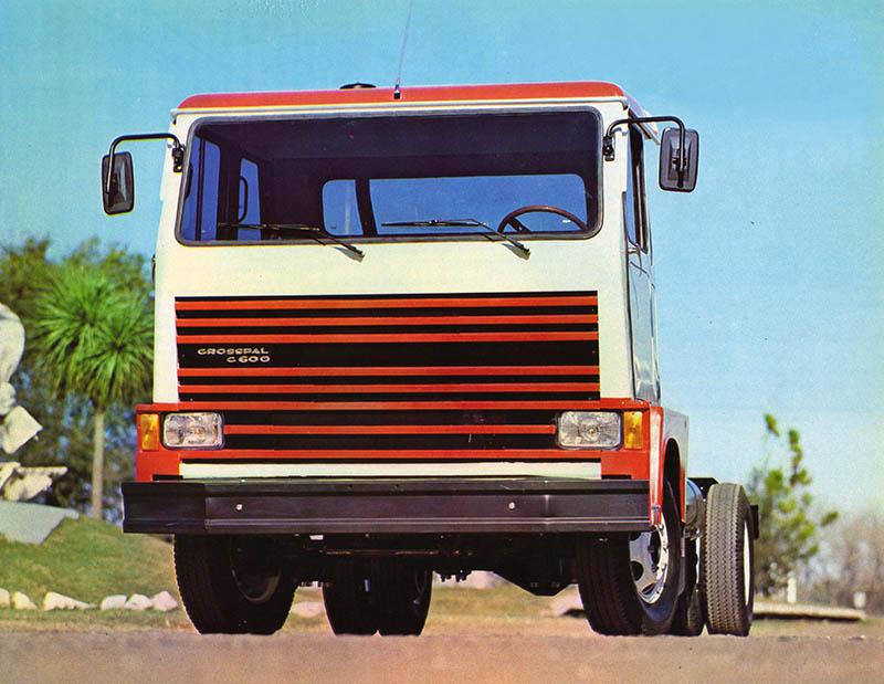 Camión Grosspal