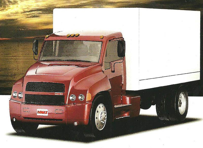 Camión DIMEX D 1416