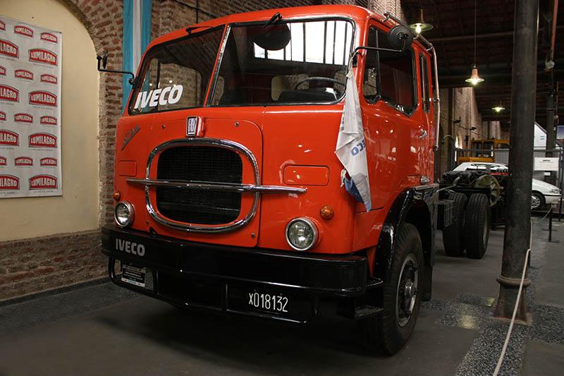 El primer camión Fiat 619 N argentino