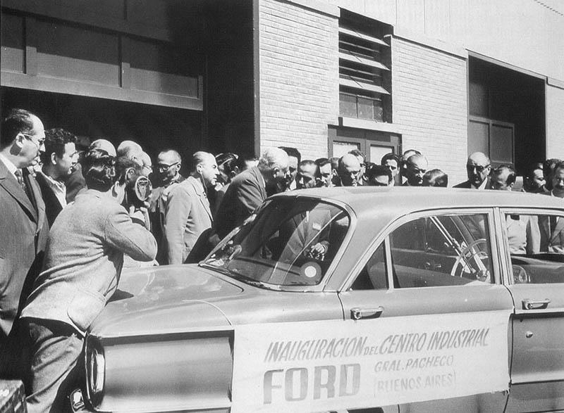 Historia de Ford en Argentina
