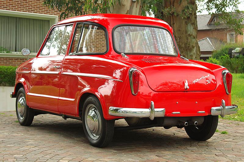 Autoar NSU Prinz