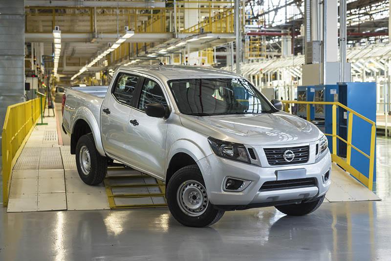 Primer Nissan Frontier fabricado en Argentina