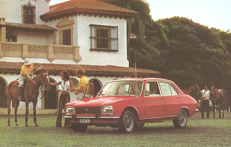 Peugeot 504 Serie X