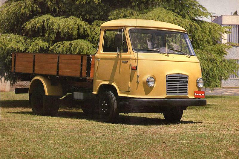Camión Ranquel 3,6