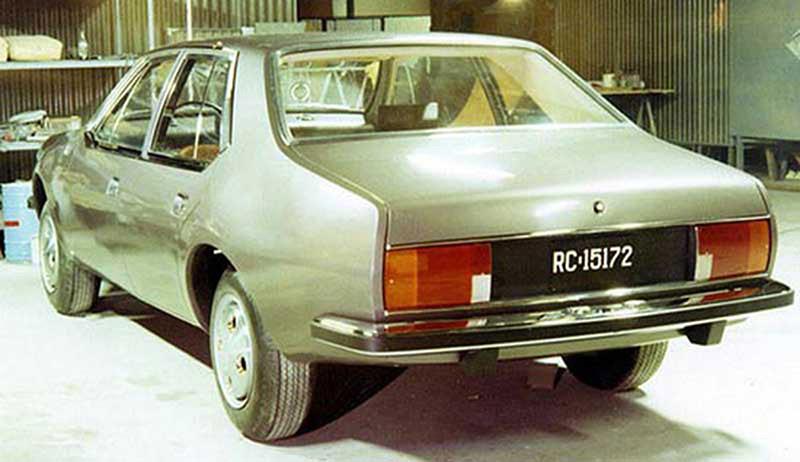 Torino Proyecto R40