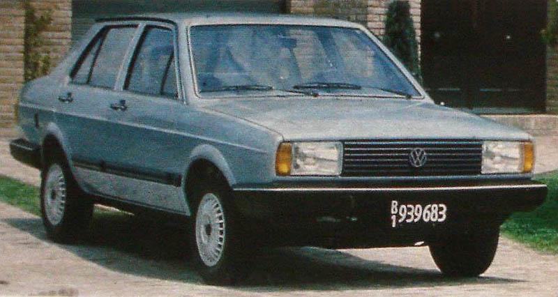 Volkswagen Gacel