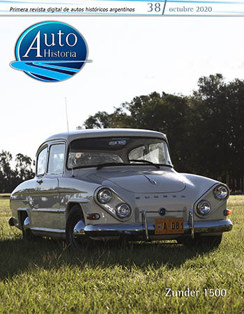 Revista Digital Autohistoria nº38
