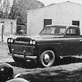 Camioneta Ber-Bog