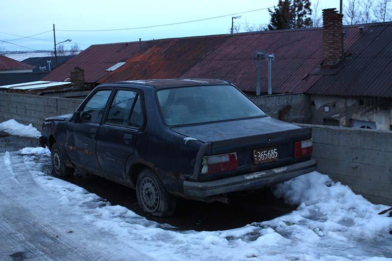 Renault 18 en el sur