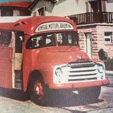 Prototipo de colectivo de GM Argentina