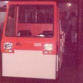 Camioneta eléctrica AASA