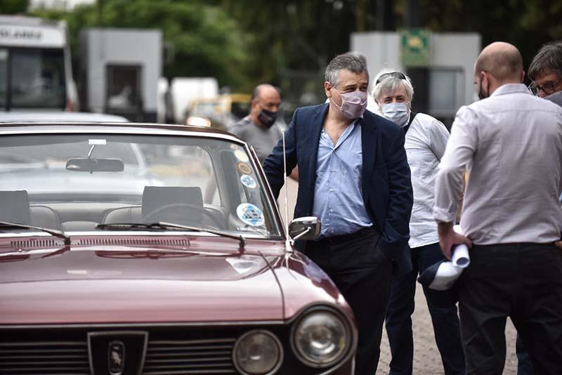Entrevista a Sergio Abrevaya , el impulsor de la VTV de clásicos porteña