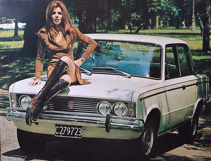 Las chicas de los 70