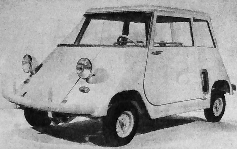 Dos curiosos prototipos: Rabs y Simplemóvil LC.